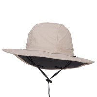 Outdoor - Khaki Sunblocker Mesh Dry Outdoor Hat