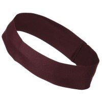 Band - Maroon Purple 2 inch Removable Band