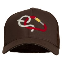 Embroidered Cap - Climbing Hitch Embroidered Cap