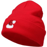 Beanie - Christmas Hat Embroidered Beanie
