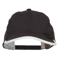 Ball Cap - Black Cool Dry Soft Bill Performance Cap