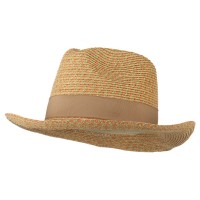 Western - Yellow UPF 50+ Multi Color Cowboy Hat