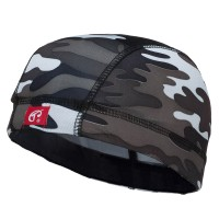 Wrap - City Camo Spandex Dome Cap