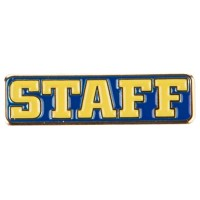 Pin and Badge - Staff Lapel Pin