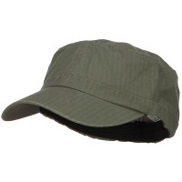 Cadet - Olive Big Size Fitted Military Army Cap