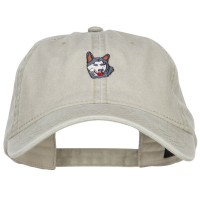 Embroidered Cap - Siberian Husky Embroidered Cap