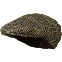 Ivy - Wool Snap Front Men's Ivy Cap | Free Shipping | e4Hats.com