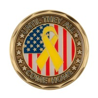 Coin, Medallion - Support Our Troops Coin | Free Shipping | e4Hats.com