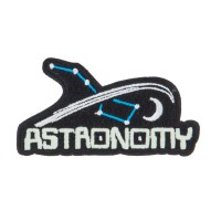 Patch - Space Embroidered Patches | Free Shipping | e4Hats.com