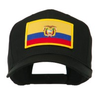 Embroidered Cap - South America Flag Patched Cap | Free Shipping | e4Hats.com
