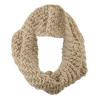 Warmer - Solid Thick Ribbed Neck Warmer | Free Shipping | e4Hats.com
