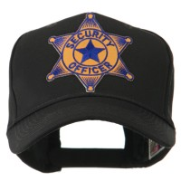 Embroidered Cap - Security Officer 4 USA Security , Rescue Patch Cap | Coupon Free | e4Hats.com