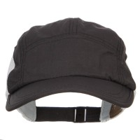 Ball Cap - Black Taslon UV Performance Cap