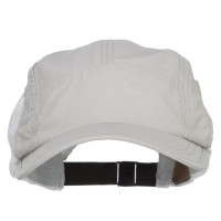 Ball Cap - Grey Taslon UV Performance Cap