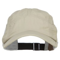 Ball Cap - Khaki Taslon UV Performance Cap