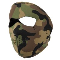 Face Mask - Camo Tactical Neoprene Face Mask