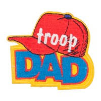 Patch - Troop Dad Patch