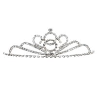 Band - Royal Princess Rhinestone Tiara