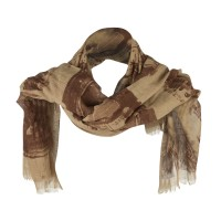 Scarf, Shawl - Brown Women's Travel Summer Scarf
