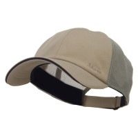 Ball Cap - Olive Athletic Two Tone Mesh Cap
