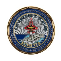 Coin, Medallion - U.S. Navy Division Coin | Free Shipping | e4Hats.com