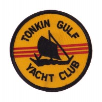 Patch - Gulf U.S Navy Embroidered Military Patch