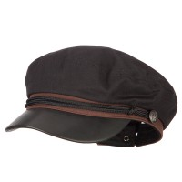 Newsboy - Unisex Canvas Greek Sailor Hat | Free Shipping | e4Hats.com