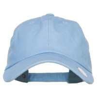 Ball Cap - Unstructured Cotton Washed Cap | Free Shipping | e4Hats.com