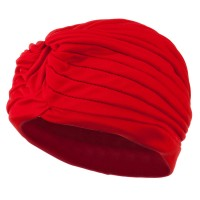 Wrap - Vintage Pleated Turban Hat | Free Shipping | e4Hats.com