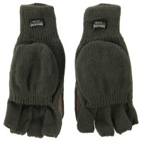 Glove - Wool Fingerless Glove Mitts | Free Shipping | e4Hats.com