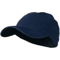 Ball Cap - Navy Washed Natural Fit Cap