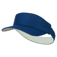 Visor - Royal Flexfit Wooly Combed Visor