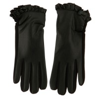 Glove - Women's Lace Striped Texting Glove   Free Shipping   e4Hats.com