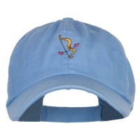 Embroidered Cap - Cupid Bow Arrow Embroidery Cap
