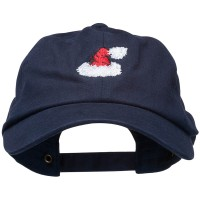 Embroidered Cap - Christmas Hat Embroidered Cap