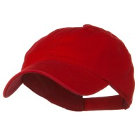 Ball Cap - Red Youth Superior Garment Cap