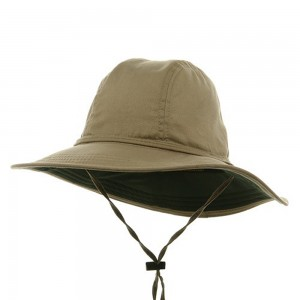 Outdoor - Camel SPF 50+Sun Protection Trail Hats | Coupon Free | e4Hats.com