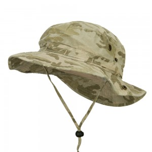 Outdoor - Desert Camo Camouflage Washed Hunting Hat | Coupon Free | e4Hats.com
