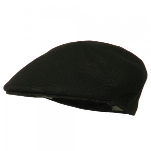 Ivy - Black Knitted Polyester Ivy Cap | Coupon Free | e4Hats.com