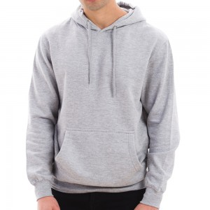 Shirt - Heather Grey Lane Seven Pullover Hoodie Sweatshirt | Coupon Free | e4Hats.com