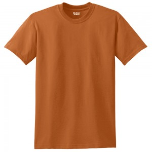 Shirt - Texas Orange Men's Big Size DryBlend T-Shirt | Coupon Free | e4Hats.com