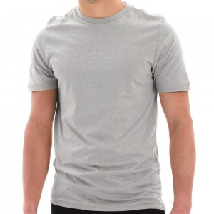 Shirt - Heather Grey Unisex Lane Seven Cotton Jersey T-Shirt | Coupon Free | e4Hats.com