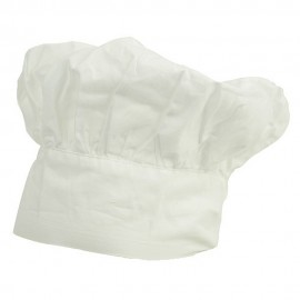 Chef Hat-White