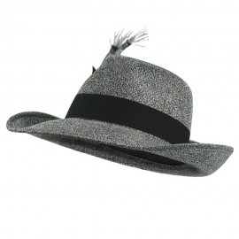 Big Daddy Martini Hat - Silver