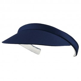 Cotton Small Clip On-Navy
