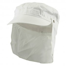 Army Cap with Flap
