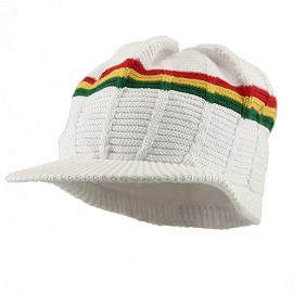 New Rasta 93 RGY Visor Hat