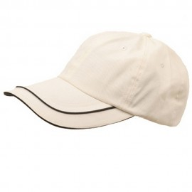 Deluxe Long Bill Cap 1-Natural