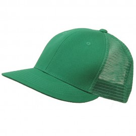 Cotton Mesh Cap-Kelly