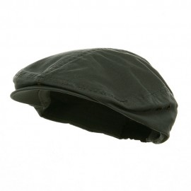 Washed Canvas Ivy Cap - Dark Grey